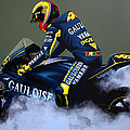 Valentino Rossi by Paul Meijering