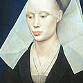 Van Der Weyden's Portrait Of A Lady by Cora Wandel