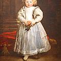 Van Dyck's Maddalena Cattaneo by Cora Wandel