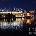 Vancouver British Columbia 3 by Bob Christopher