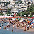 Varkiza Beach by George Atsametakis
