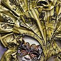 Venetian Carnaval Mask by David Smith