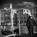 Venetian Cityscape by Dobromir Dobrinov