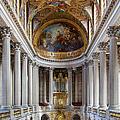 Versailles Chapel by Brian Jannsen