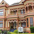 Victorian Home by Douglas Miller