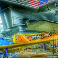 Vintage Airplanes by Susan Garren
