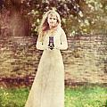 Vintage Camera by Innershadows Photography