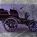 Vintage Car by David Ridley