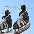 Vintage Pair Of Mens  Skates  by Mikhail Olykaynen