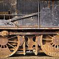 Vintage Train by Tim Hester