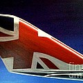 Virgin Atlantic Winglet by Richard John Holden RA