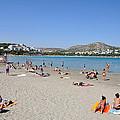 Vouliagmeni Beach by George Atsametakis