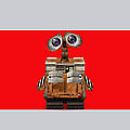 Wall E by Marvin Blaine