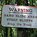 Warning Sign by Scott Angus