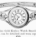 Watch Bracelet, 1891 by Granger