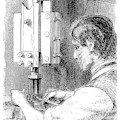 Watchmaker, 1869 by Granger