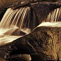 Water Flow by Les Cunliffe
