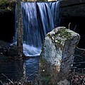 Waterfall At The Ruins by Douglas Barnett