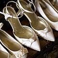 Wedding Shoes by Lee Avison