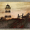 West Point Lighthouse by WB Johnston