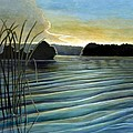 What A Beautifull Morning by Rick Huotari
