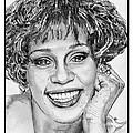 Whitney Houston In 1992 by J McCombie