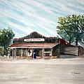 Whoa Tavern by Patricia Novack
