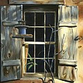 Window by Madeleine Holzberg