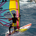 Windsurfing International Competition by Carl Purcell
