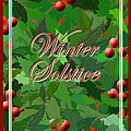 Winter Solstice by Melissa A Benson