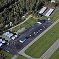Wiscasset Airport, Wiscasset by Dave Cleaveland