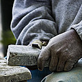 Working Hands by Paulo Goncalves