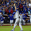 World Series - Kansas City Royals V New by Elsa
