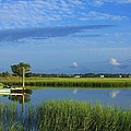 Wrightsville Beach Marsh by Mountains to the Sea Photo