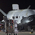 X-37b Orbital Test Vehicle, Post-landing by Science Source