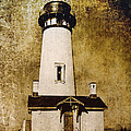 Yaquina Head Lighthouse - Oregon by Daniel Hagerman