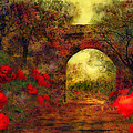 Ye Olde Railway Bridge by Valerie Anne Kelly