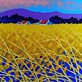 Yellow Meadow by John  Nolan