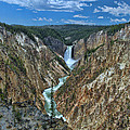 Yellowstone River  by Allen Beatty