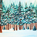 Yosemite Winter by Jan Roelofs