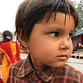 Young Boy Orchha  by Amanda Stadther