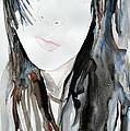 Young Girl by Ismeta Gruenwald