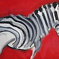 Zebra by Charles Stuart