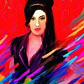 Amy Winehouse by Bogdan Floridana Oana