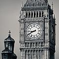 Big Ben Closeup by Songquan Deng