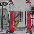 20 Cents Per Gallon by Peggy Dickerson