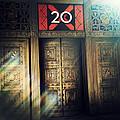 20 Exchange Place Art Deco by Natasha Marco