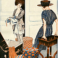 La Vie Parisienne 1919 1910s France by The Advertising Archives