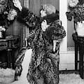 Sarah Bernhardt (1844-1923) by Granger