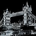 Tower Bridge Art by David Pyatt
